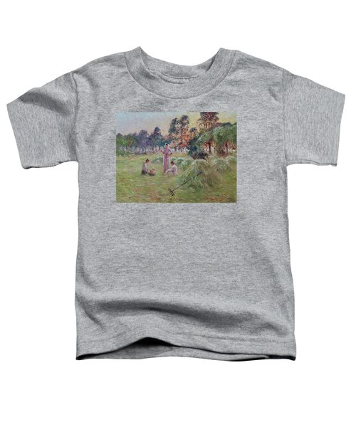 Sunset In Beynac-et-cazenac Toddler T-Shirt
