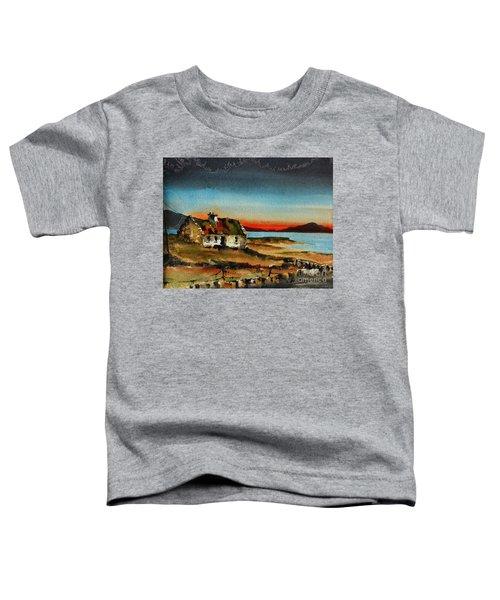 F 707 Inishfree Bay Near Ardra, Donegal.. Toddler T-Shirt