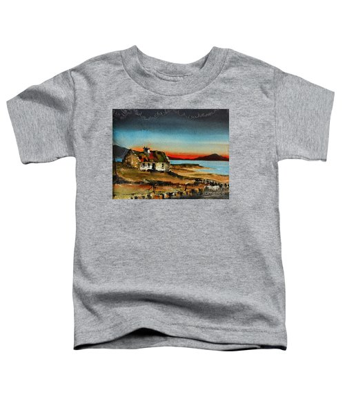 F 707 Inishfree Bay Near Ardra, Donegal.. Toddler T-Shirt