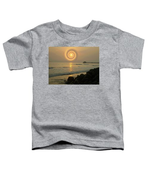 Sunsetswirl Toddler T-Shirt
