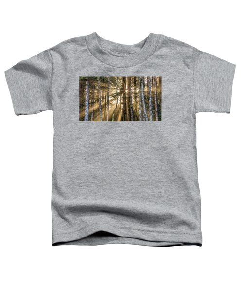 Sunshine Forest Toddler T-Shirt