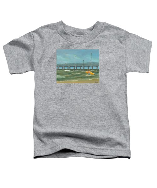 Surf Bound Toddler T-Shirt