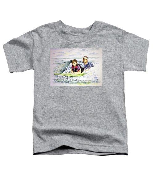 Surfers Healing Toddler T-Shirt