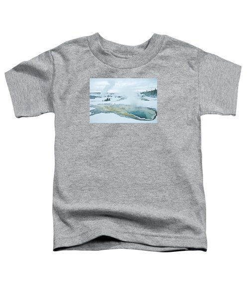 Surreal Landscape Toddler T-Shirt