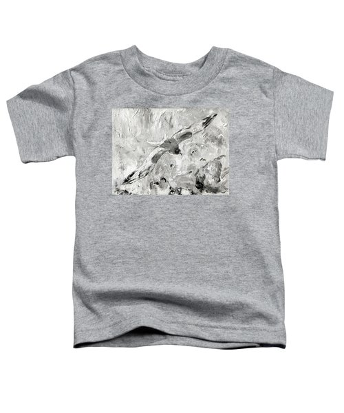 Swallow-tailed Gull Toddler T-Shirt