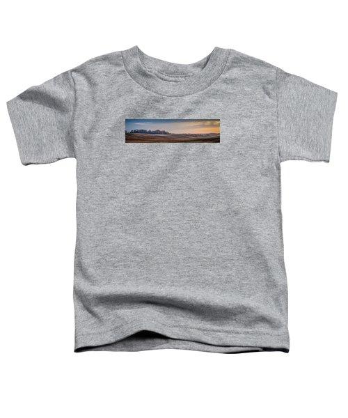 Sweeping Farm Toddler T-Shirt