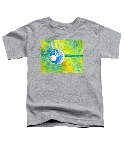 Sweet Anticipation - Golf Series Toddler T-Shirt
