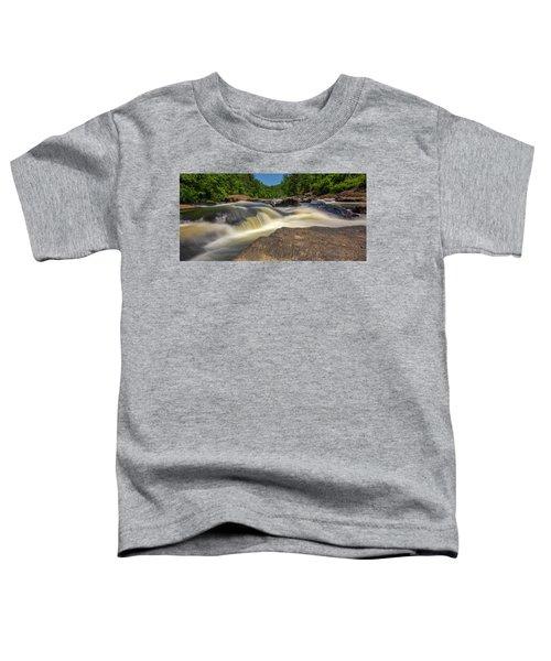 Sweetwater Creek Long Exposure 2 Toddler T-Shirt