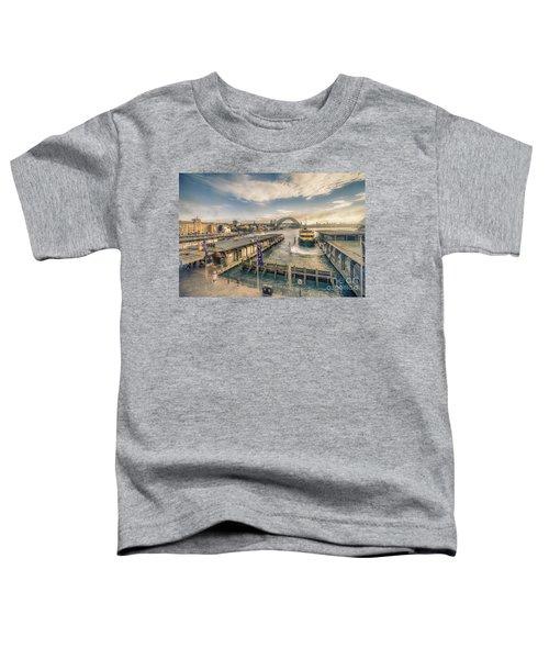 Sydney Harbor I Toddler T-Shirt