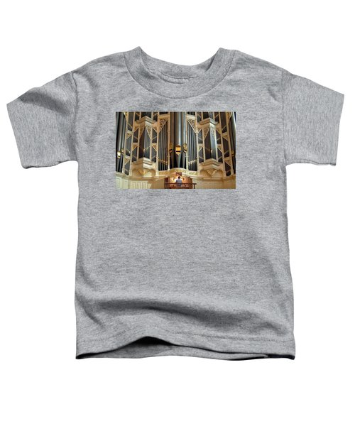 Sydney Town Hall Organ Toddler T-Shirt