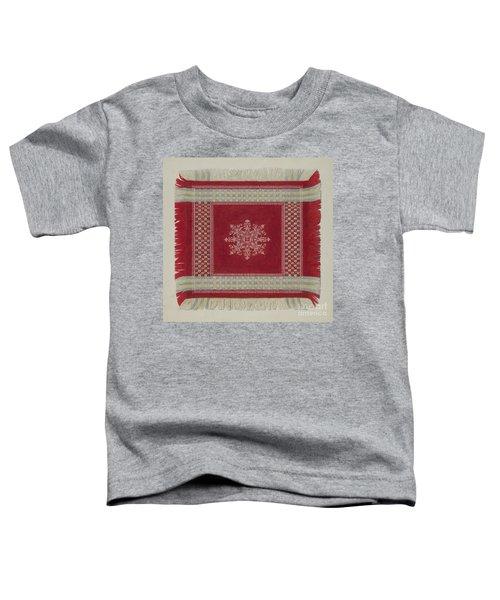 Table Napkin Toddler T-Shirt
