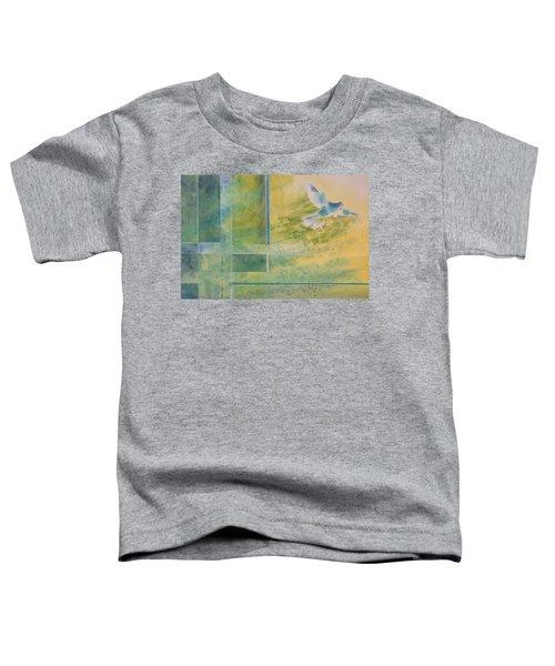 Taking Flight To The Light Toddler T-Shirt