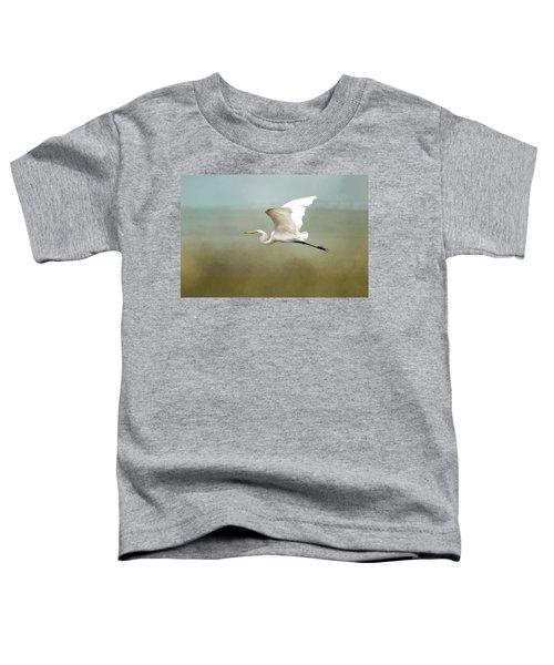 Taking Off  Toddler T-Shirt