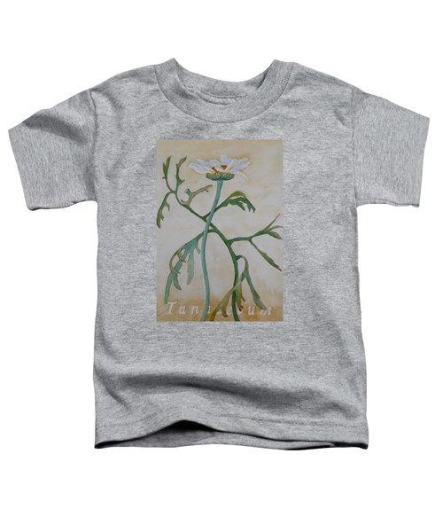 Tanacetum Toddler T-Shirt