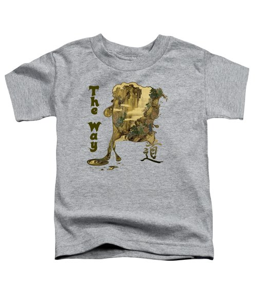 Tani Buncho Chi Toddler T-Shirt