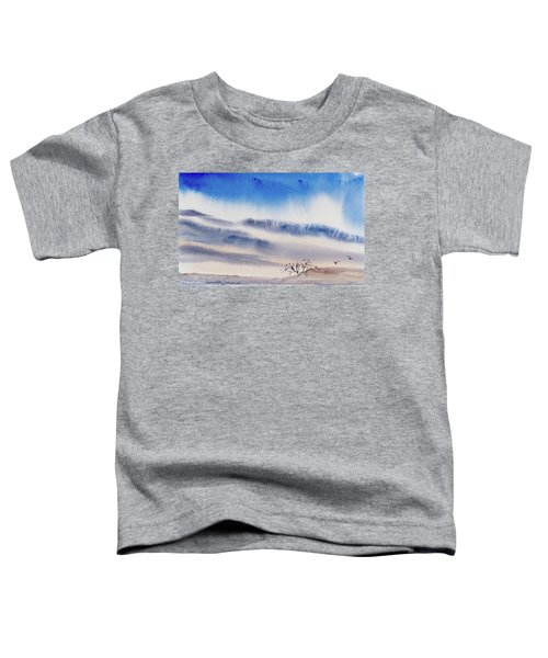 Tasmanian Skies Never Cease To Amaze And Delight. Toddler T-Shirt
