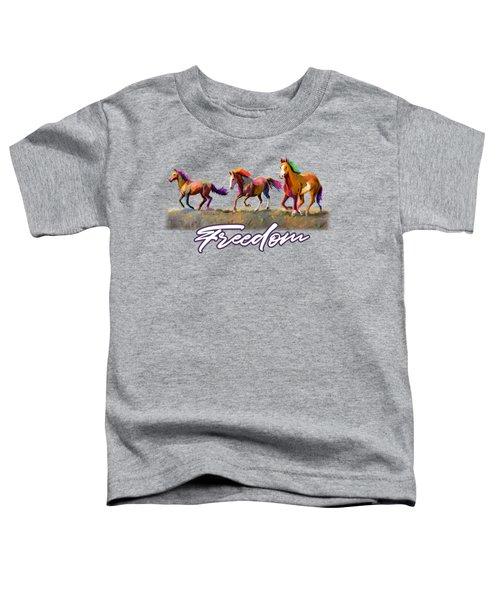 Taste Of Freedom Toddler T-Shirt