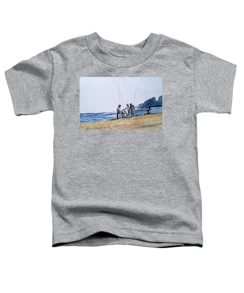 Teach Them To Fish Toddler T-Shirt