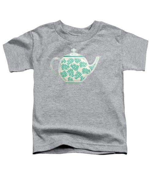Teapot Garden Party 1 Toddler T-Shirt