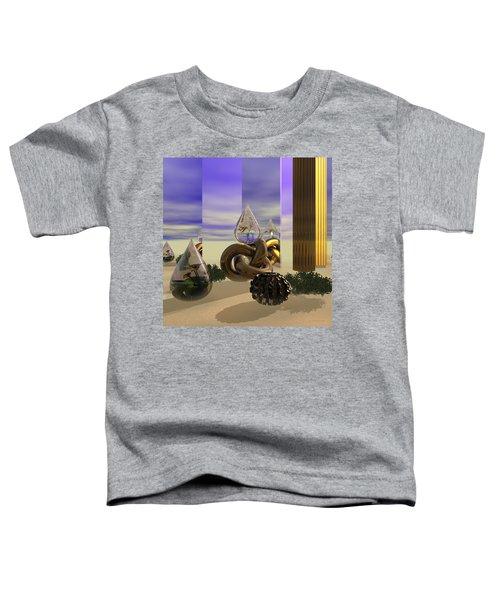 Tears In The Desert Toddler T-Shirt