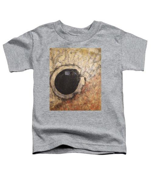 Teddy Bear Eye 2 Toddler T-Shirt