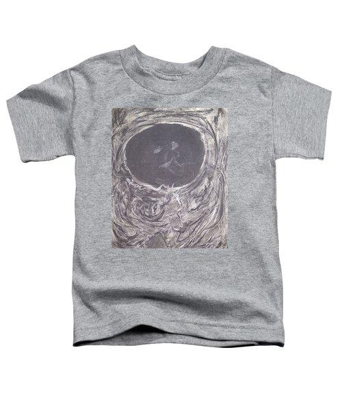 Teddy Bear Eye Detail Toddler T-Shirt