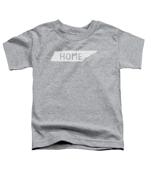 Tennessee Home White Toddler T-Shirt