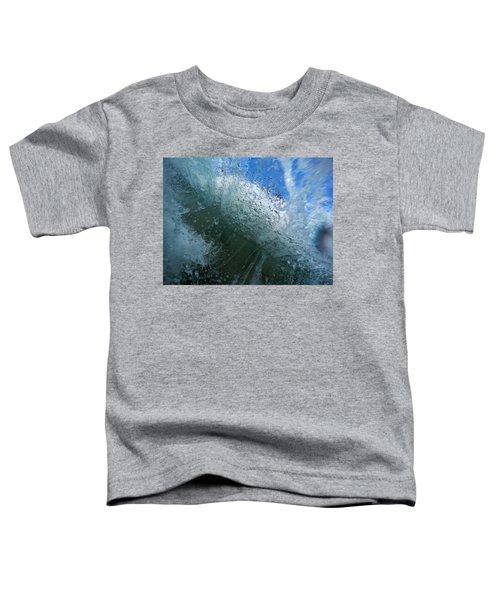 Terminal Velocity Vortex Toddler T-Shirt