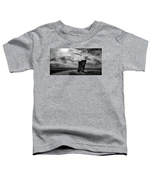Teter Rock Hill Top View Toddler T-Shirt