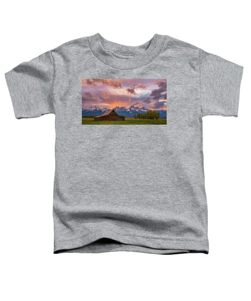Teton Blaze Toddler T-Shirt