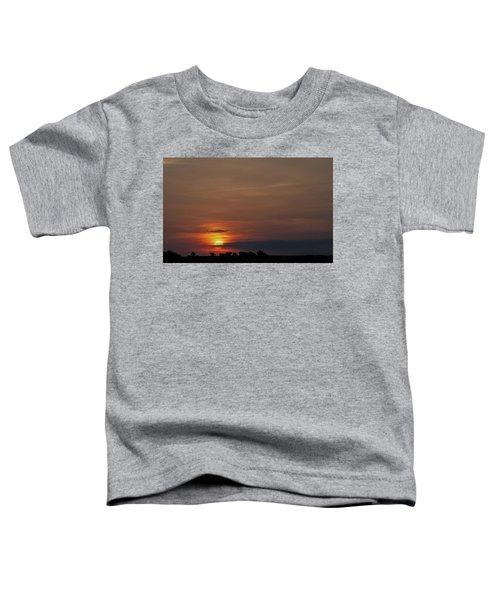 Texas Sunrise Toddler T-Shirt