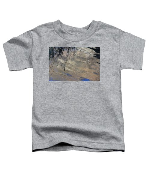 Texture In Grey Toddler T-Shirt