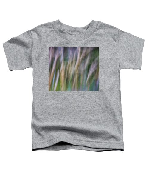Textured Abstract Toddler T-Shirt