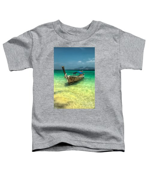 Thai Longboat  Toddler T-Shirt