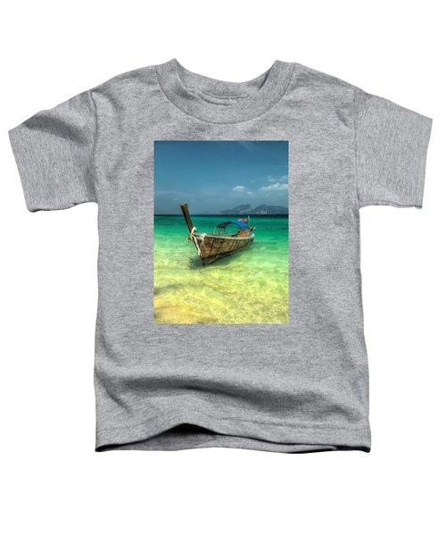 Thai Longboat  Toddler T-Shirt