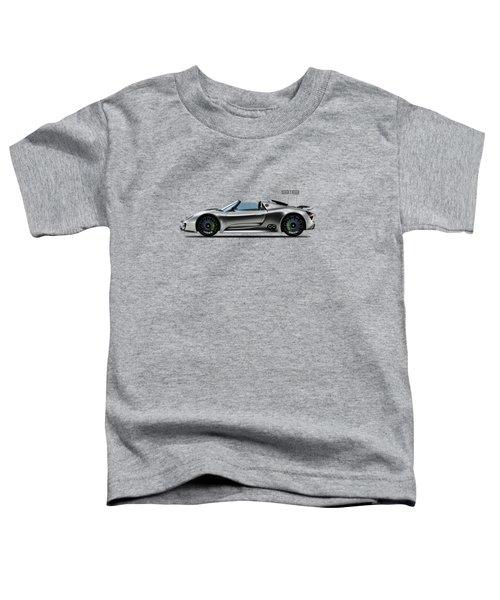 The 918 Spyder Toddler T-Shirt