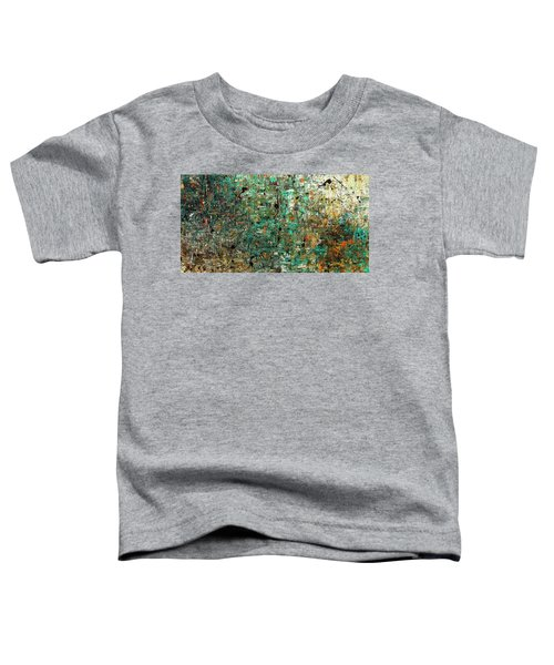 The Abstract Concept Toddler T-Shirt