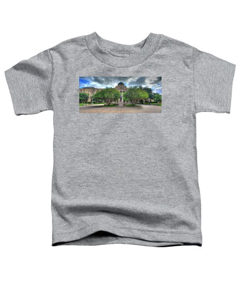 The Academic Building Toddler T-Shirt