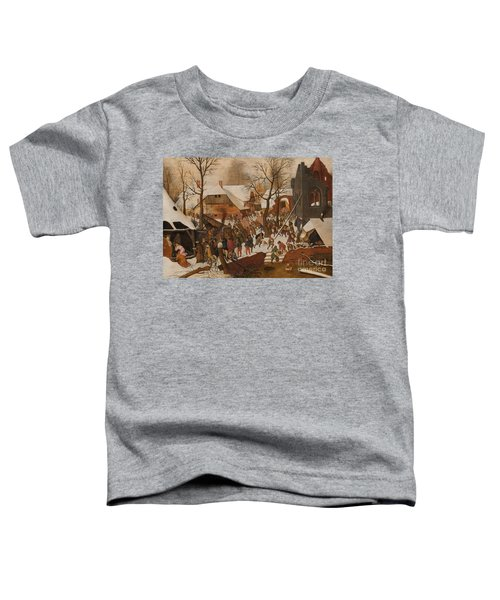 The Adoration Of The Magi Toddler T-Shirt