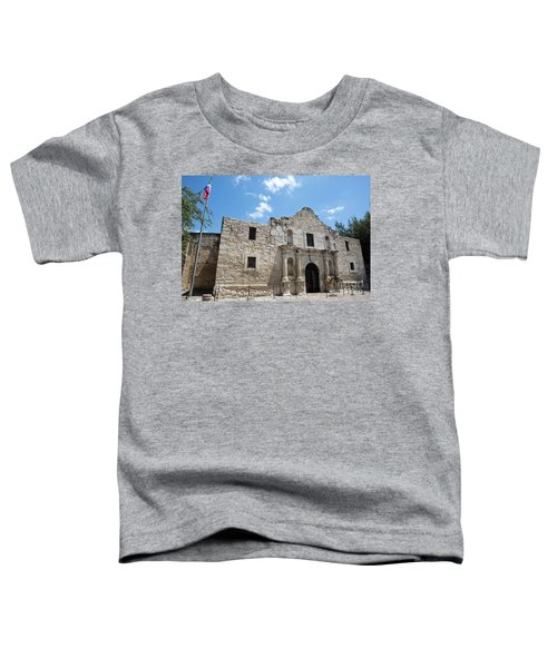 The Alamo Texas Toddler T-Shirt