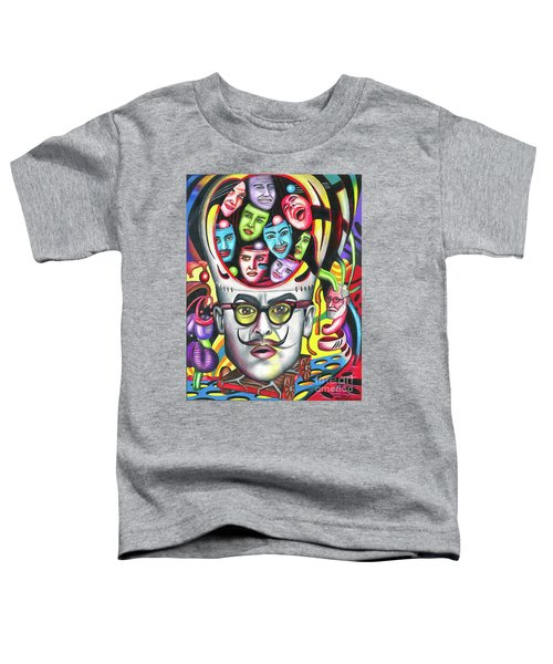 The Alluring Web Of Radical Thought Toddler T-Shirt