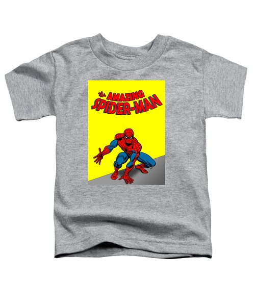 The Amazing Spider-man Toddler T-Shirt