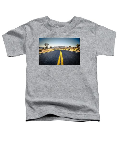 The American Wilderness Toddler T-Shirt