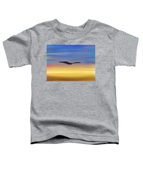 The Art Of Flying Toddler T-Shirt