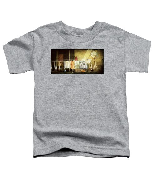 The Balcony Toddler T-Shirt