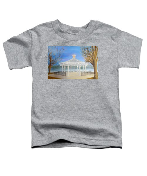 The Bandstand Basingstoke War Memorial Park Toddler T-Shirt