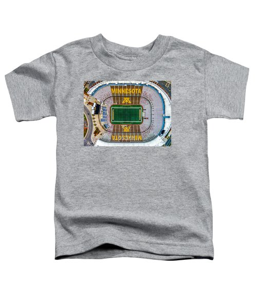 The Bank Toddler T-Shirt by Mark Goodman