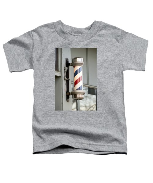 The Barber Shop 4 Toddler T-Shirt