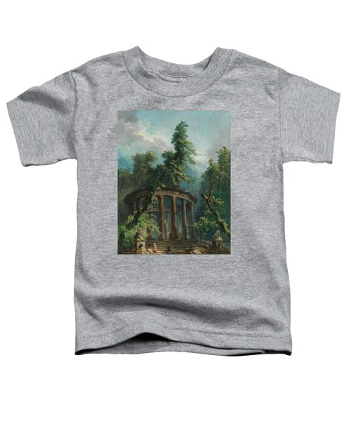 The Bathing Pool Toddler T-Shirt