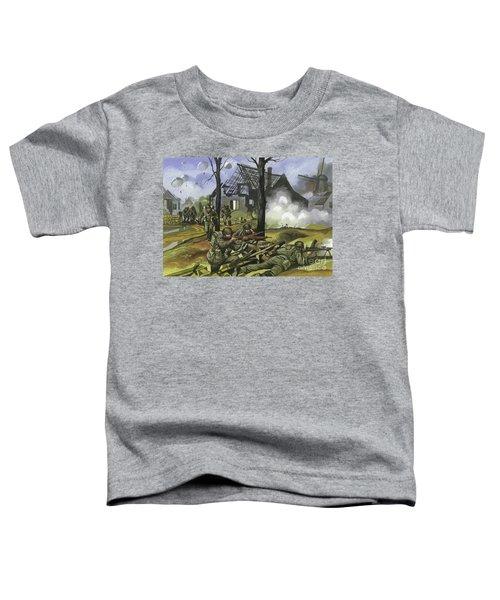 The Battle Of Arnhem, September 1944 Toddler T-Shirt
